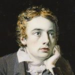 Portrait of John Keats