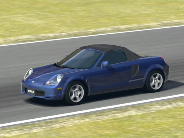 Toyota MR2 Mk.3 in GT5