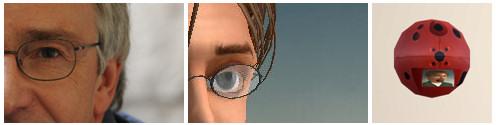 I, PI ... Eye