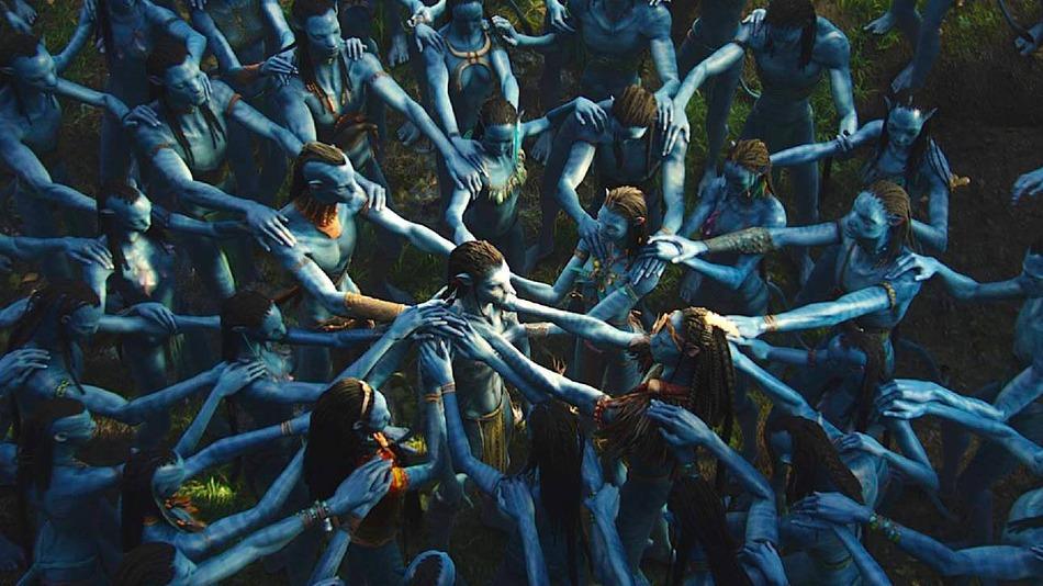 Avatar Social Gathering