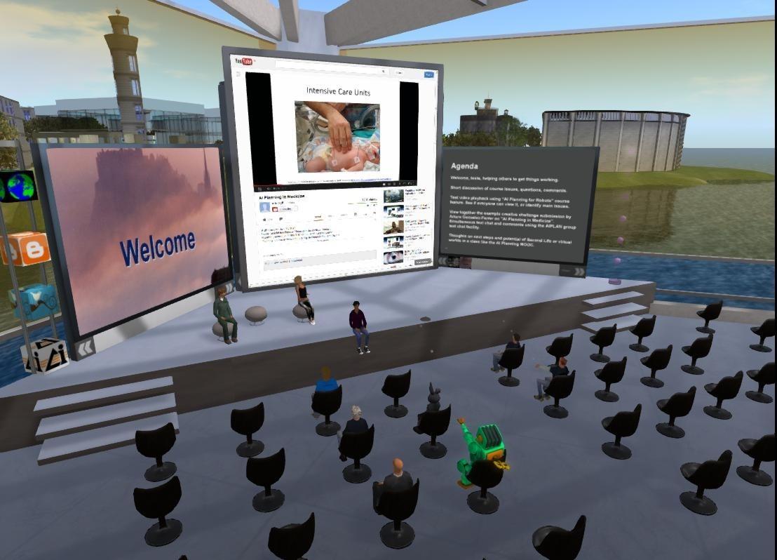 AIPLAN-MOOC-Second-Life