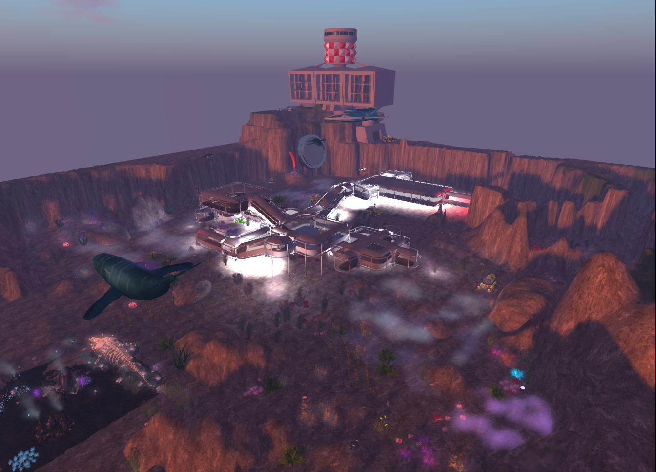 2013-10-08-Marineville-on-OSGrid-Water-Drained