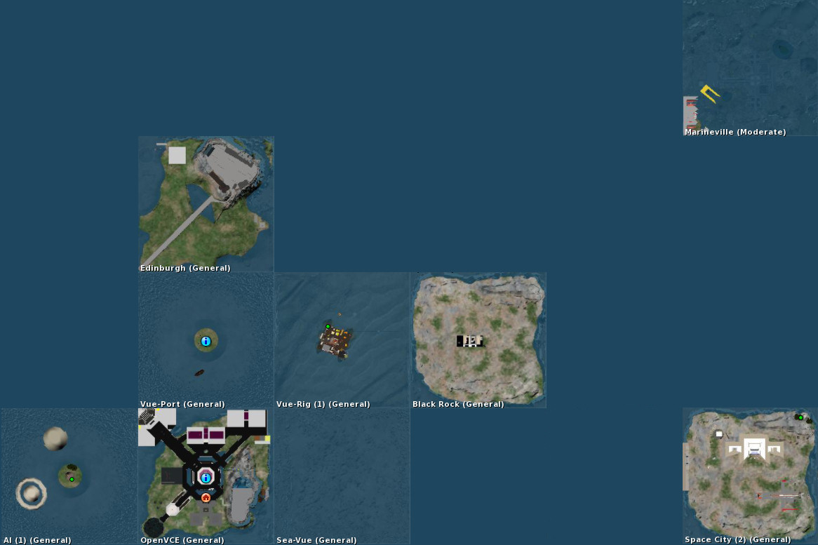 2013-10-24-OSGrid-Vue-Regions-Maps