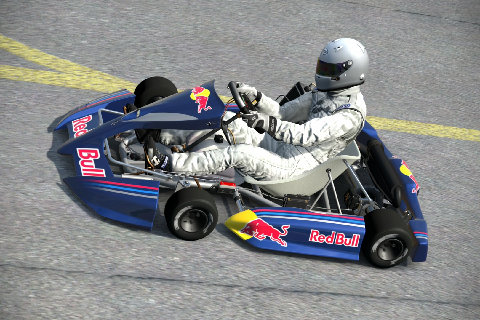 GT6 Karting