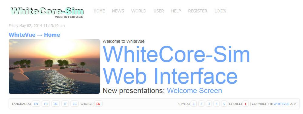 2014-05-02-WhiteCore-Tests-Web-Interface