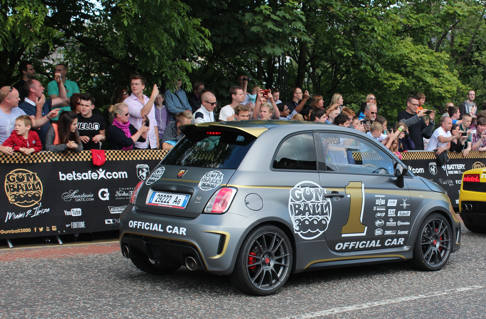 Gumball 3000 Rally 2014 In Edinburgh Austin Tate S Blog