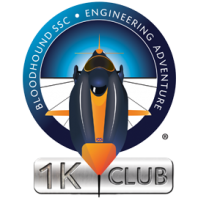 Bloodhound-SSC-1K-Club-Logo