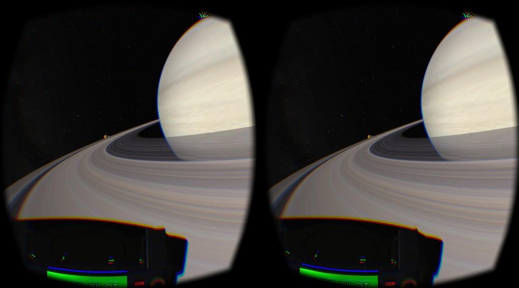 Oculus Rift Dk2 Undersea In Flight And In Space