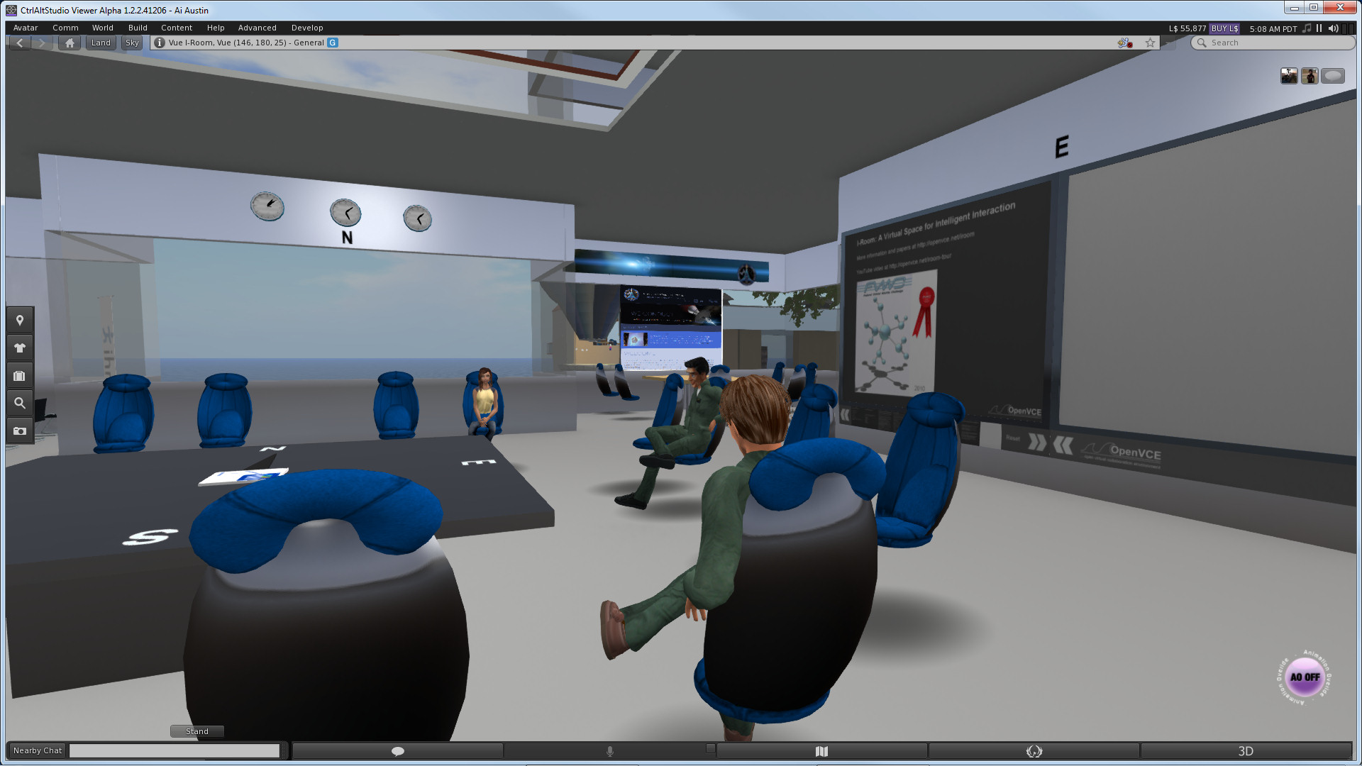 Oculus Rift DK2 – Second Life Viewers | Austin Tate's Blog