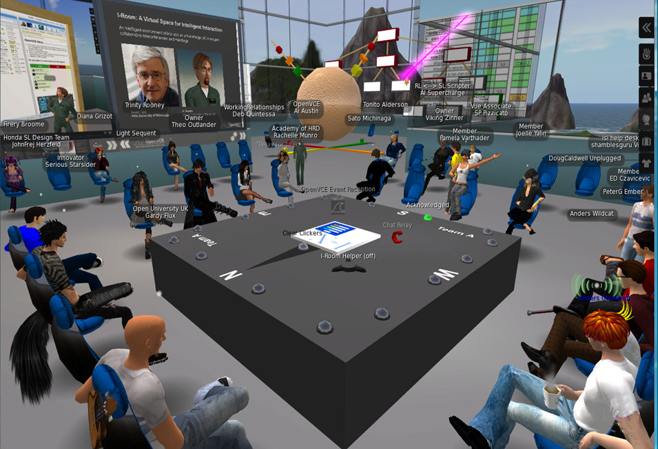I-Room-Meeting-with-Avatars