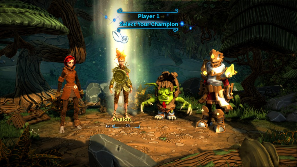 Project-Spark-Champions-Quest-Characters