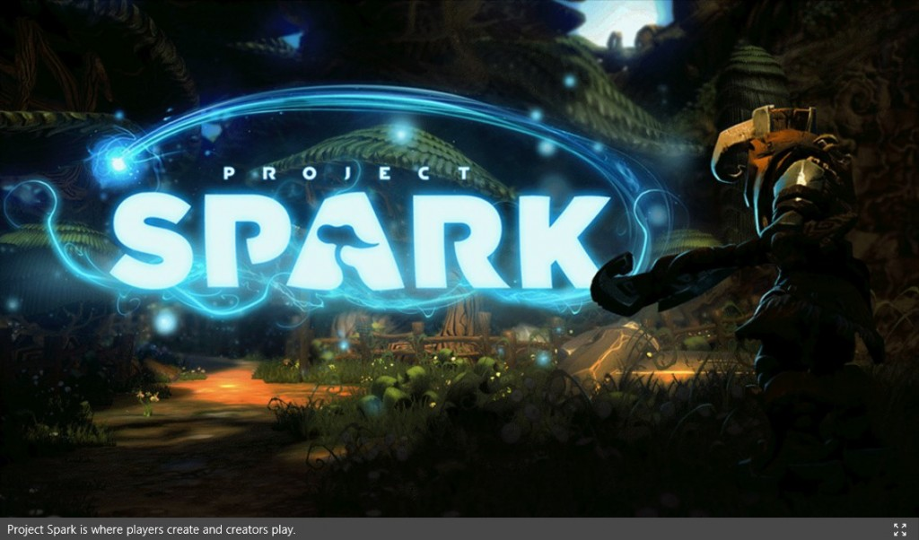 Project-Spark-Splash-Screen