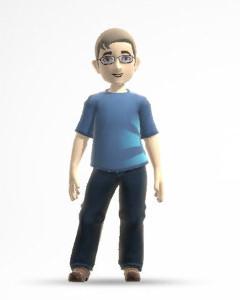 Xbox Live Avatar - Ai Austin