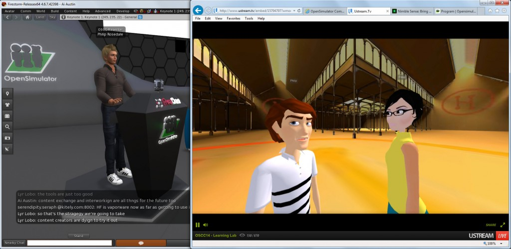 2014-11-08-OSCC14-HiFi-Phil-Rosedale-in-OpenSim-and-on-Ustream