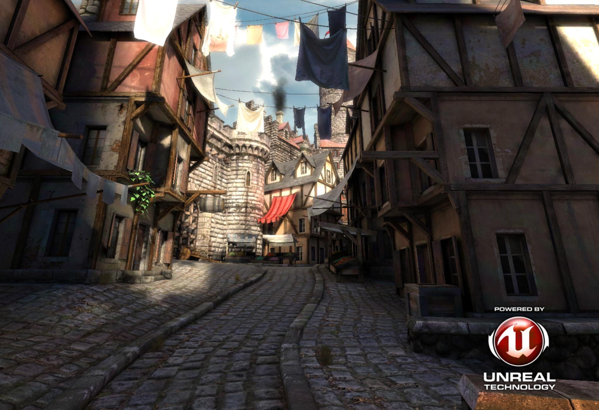 OpenSim OAR – Epic Castle   Austin Tate's Blog
