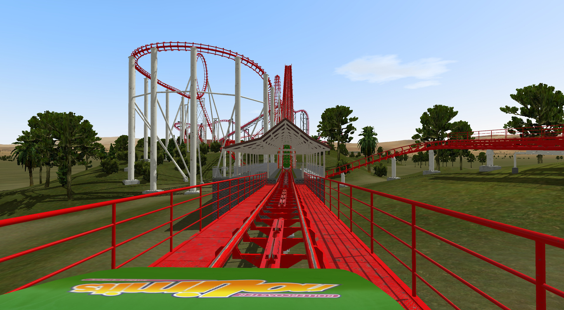 NoLimits Roller Coasters from the Community | Austin Tate's Blog