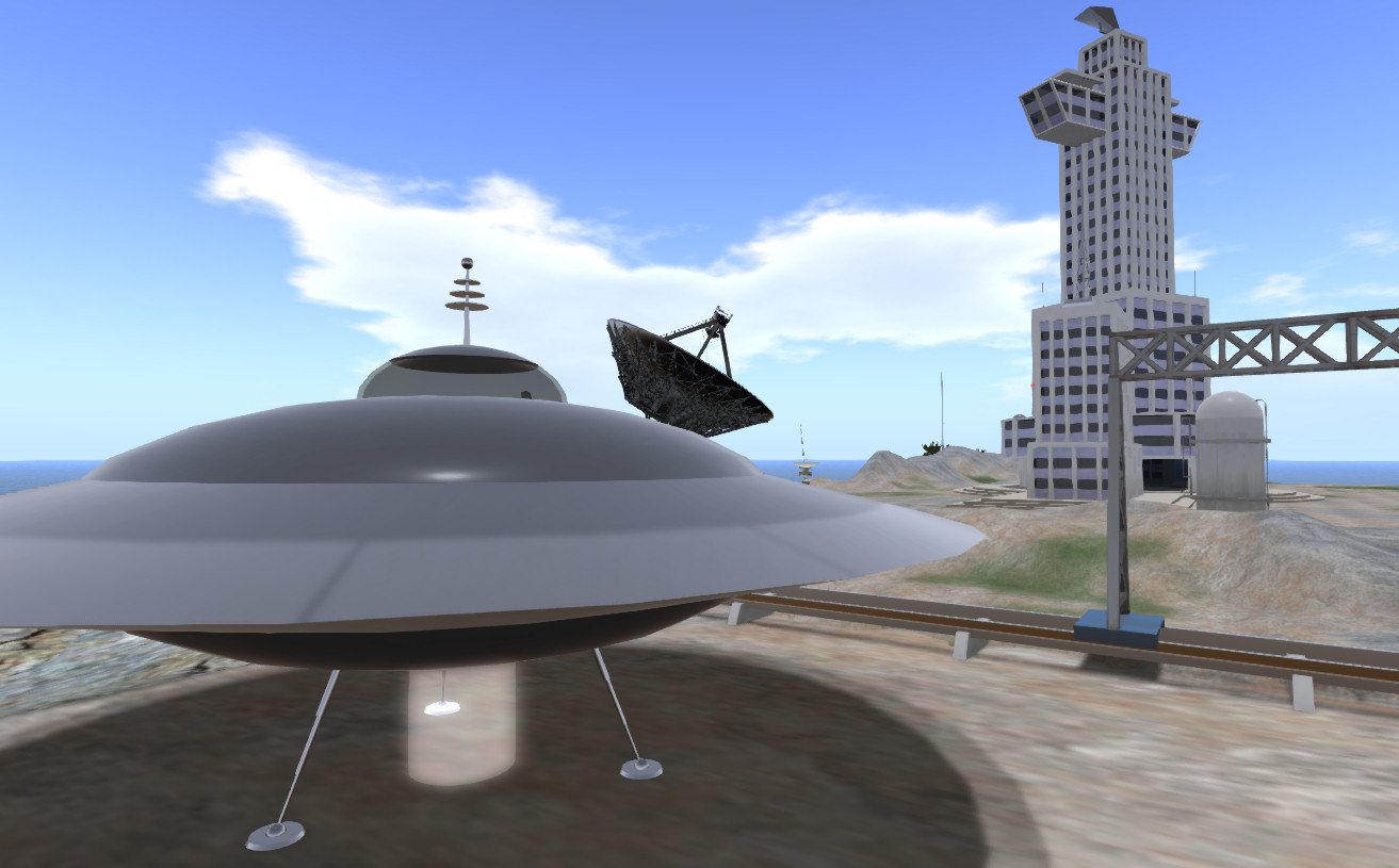 Moon Rockets and Flying Saucers | Austin Tate's Blog