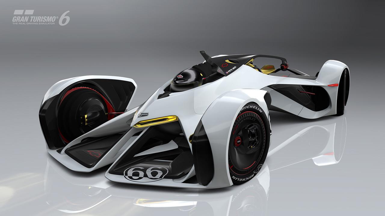 Chaparral 2x Vision Gran Turismo Austin Tate S Blog