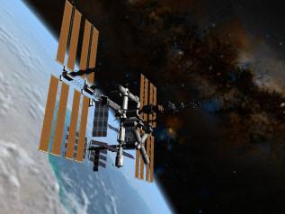 Orbiter Gallery ISS