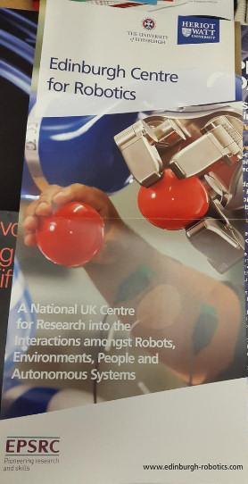 Robotics-CDT-Poster