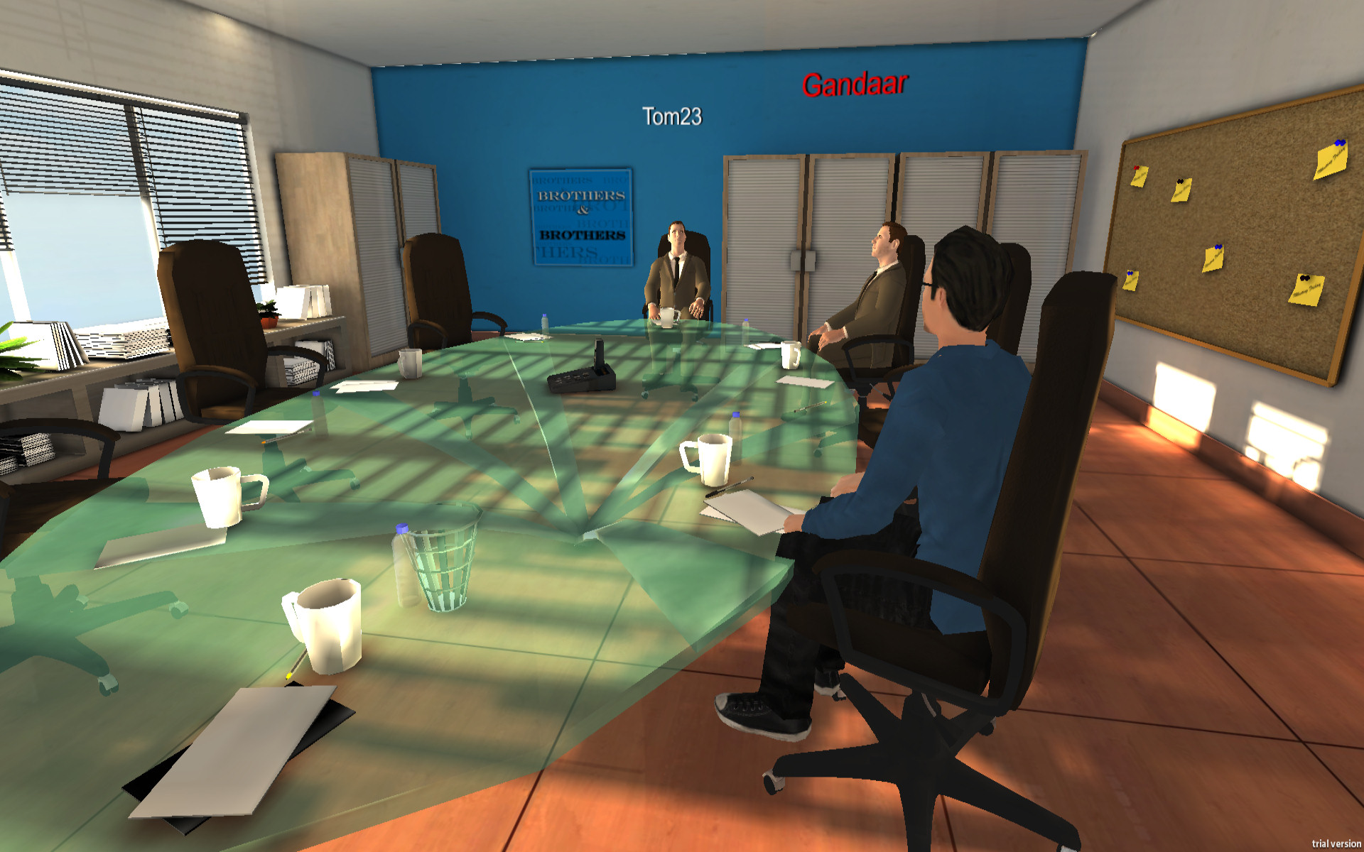 Meeting Room Usage