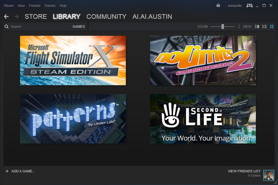 Steam-Library-Games-with-Custom-SL-Image