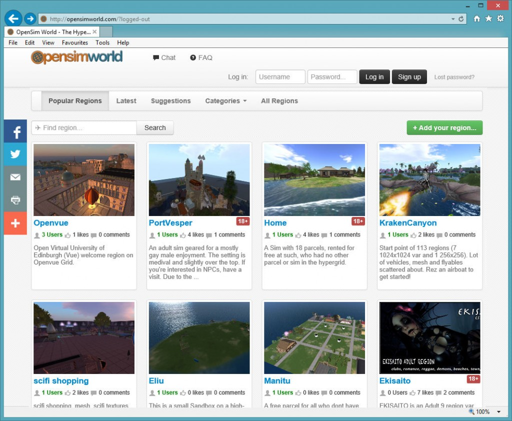2015-02-11-OpenSimWorld-Listings