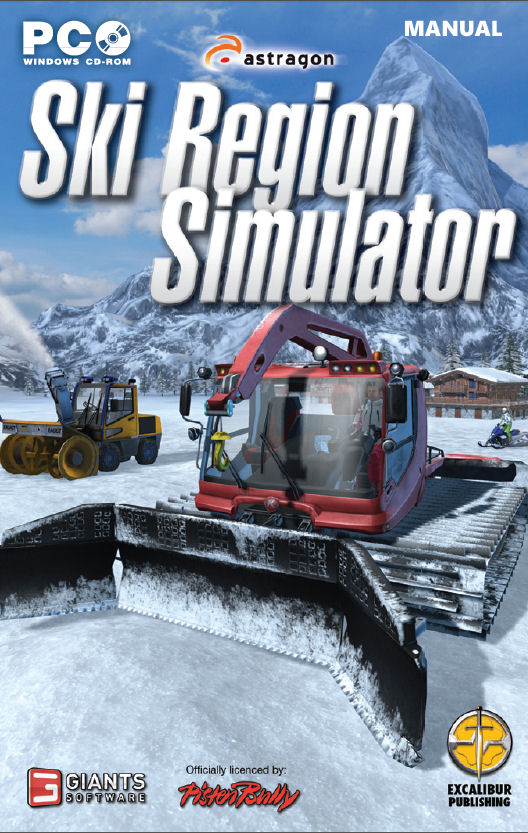 Ski-Region-Simulator-Manual