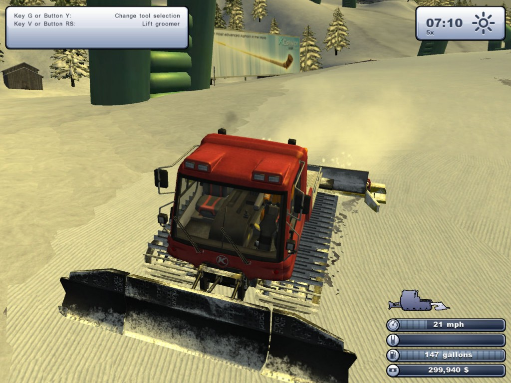 SIMULATOR TÉLÉCHARGER DEMO SNOWCAT