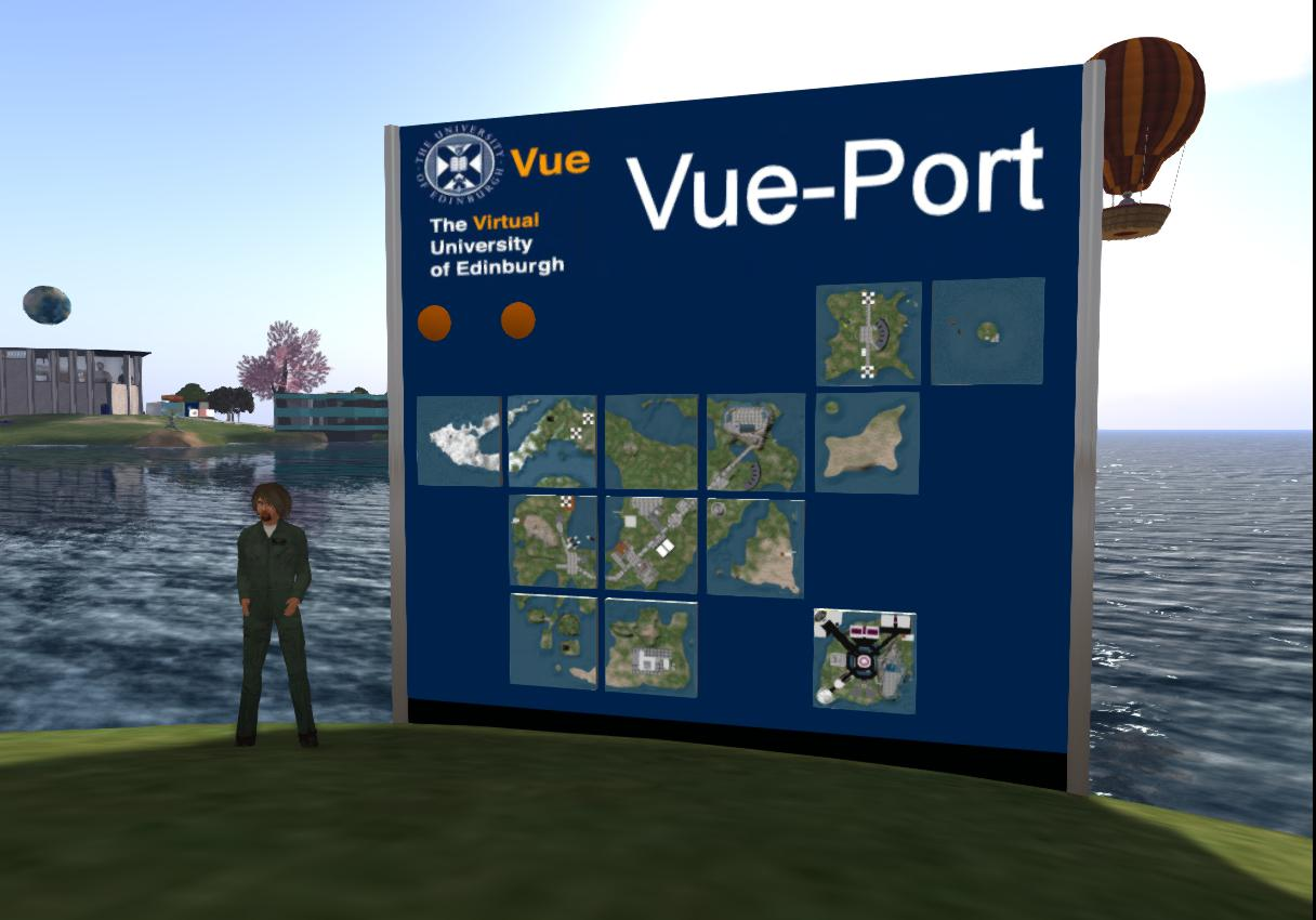 Openvue grid teleporters austin tate 39 s blog for Porte vue 300 vues