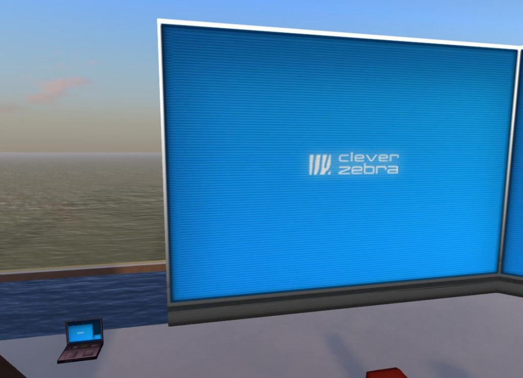 2015-04-20-OpenVCE-Clever-Zebra-Presenter-Logo