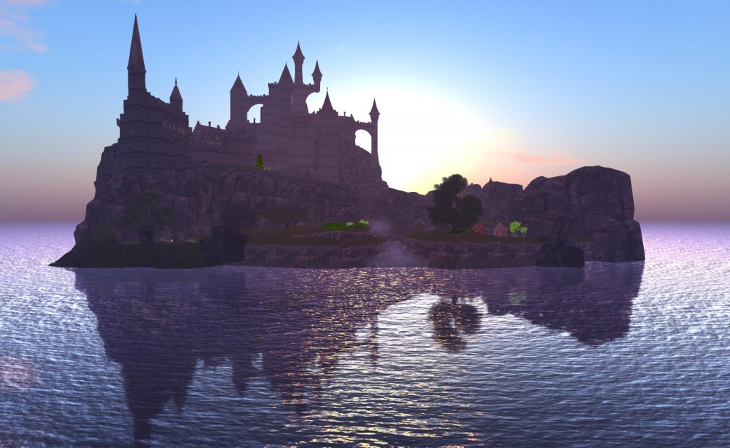 2015-05-18-OSGrid-Castle-Sunrise