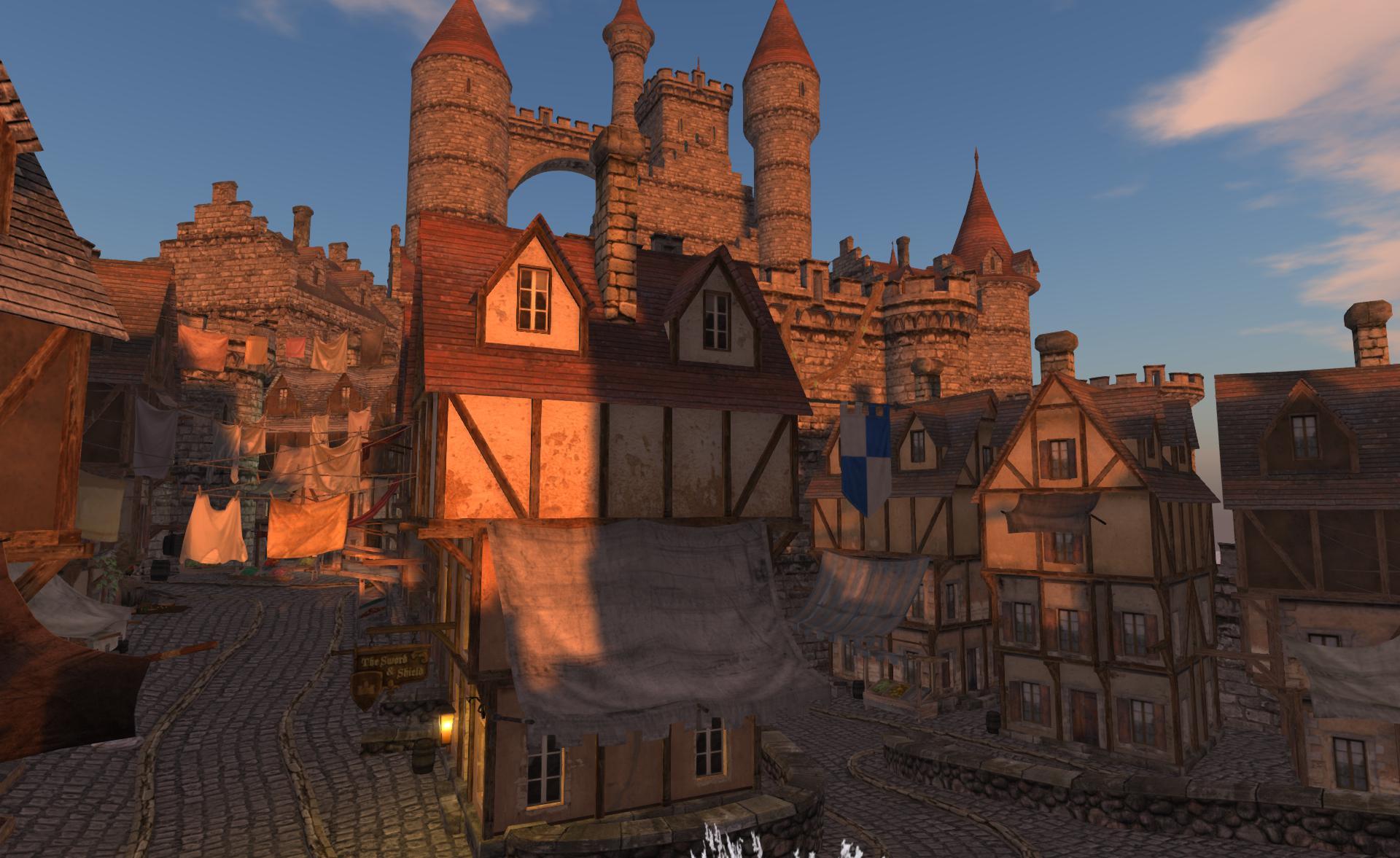 Castle On Osgrid Austin Tate S Blog