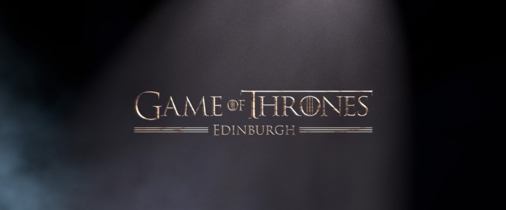 Game of Thrones Style Edinburgh Animation