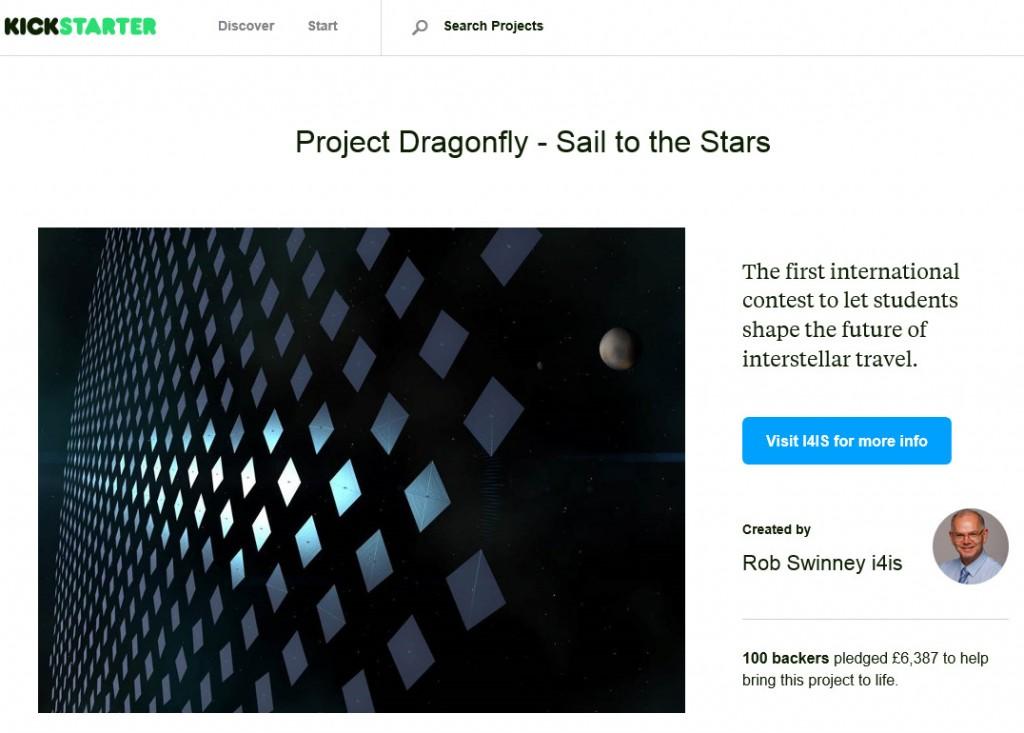 Kickstarter-Project-Dragonfly