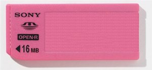 Sony-AIBO-Pink-Memory-Stick-16MB_