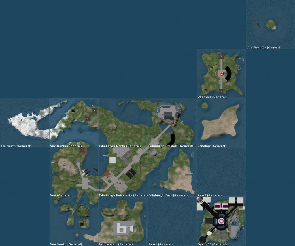 Openvue Map
