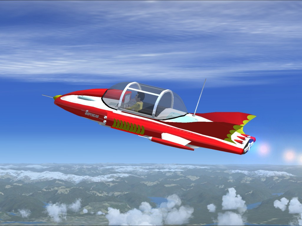 Supercar-in-FSX-SP2