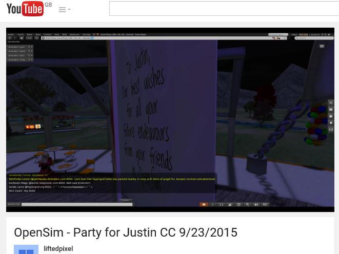 2015-09-23-OSGrid-JustinCC-Bon-Voyage-YouTube