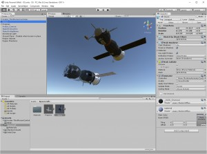 2015-12-15-Unity-Editor-Soyuz-and-Progress