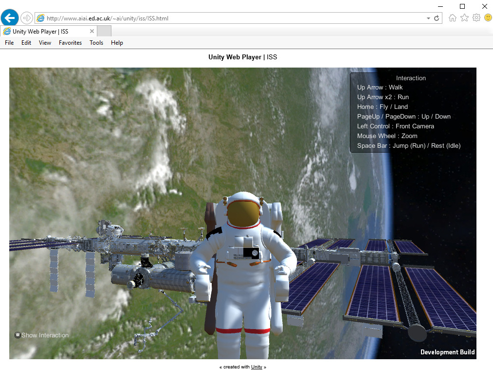 2015-12-15-Unity3D-ISS-WebPlayer