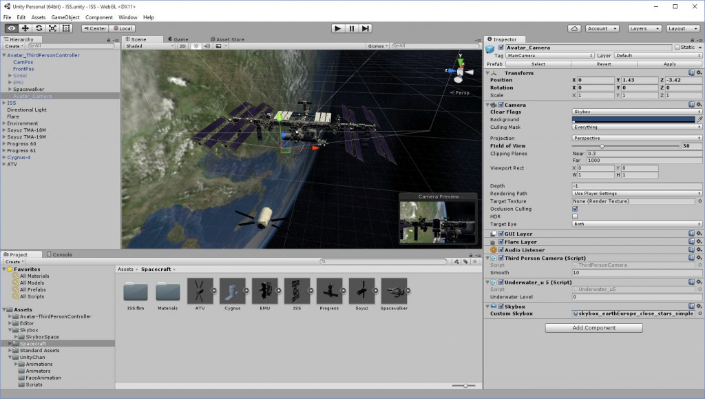 2016-01-04-Unity-Editor-ISS-Experience