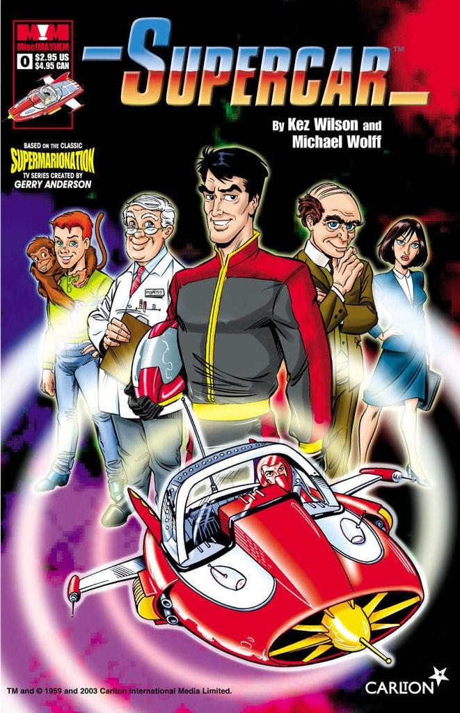 Supercar-Comic-Cover