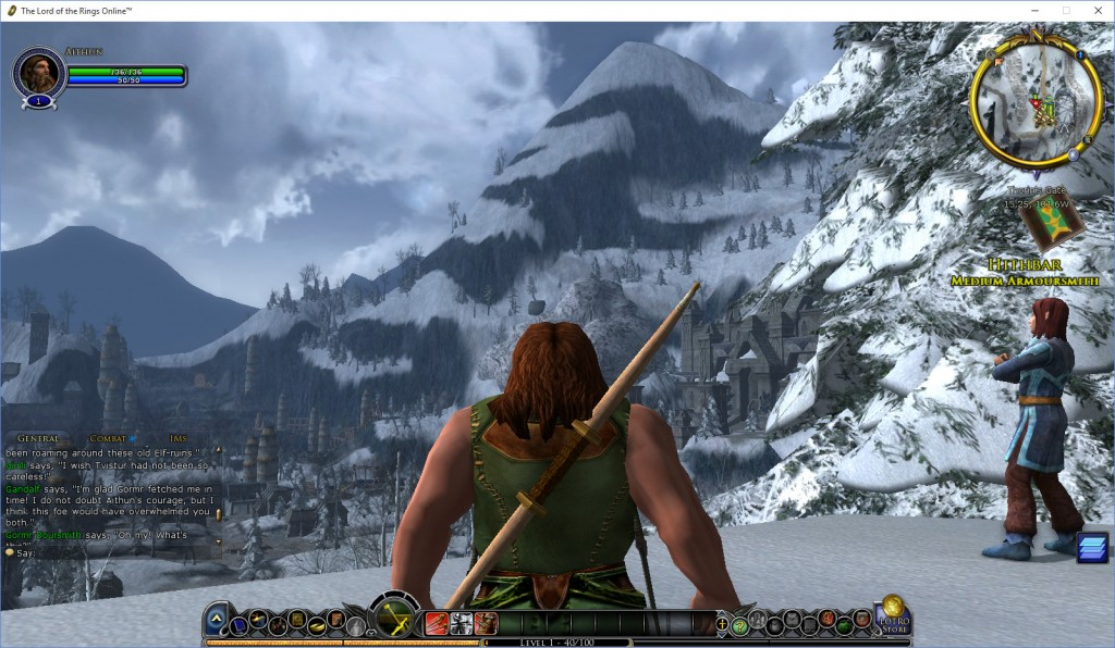 2016-05-17-LOTRO-Dwarf-Aithun-at-Elf-Platform