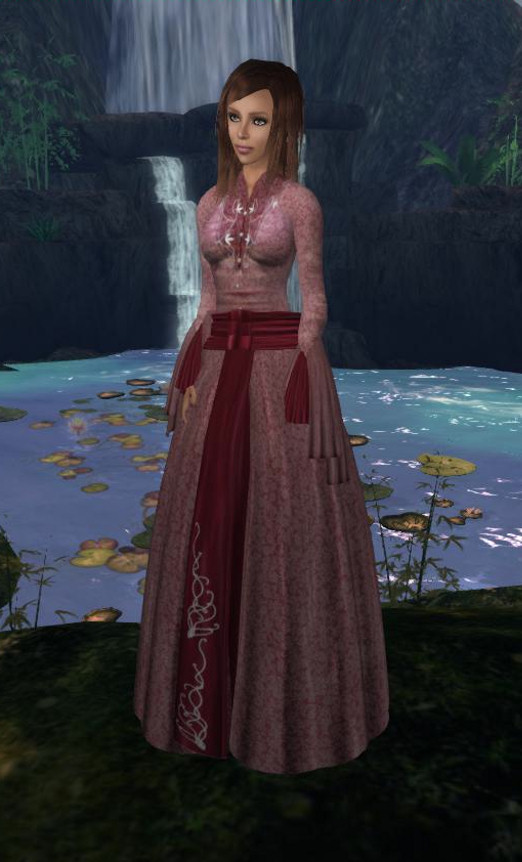 Be as Arwen in Second Life