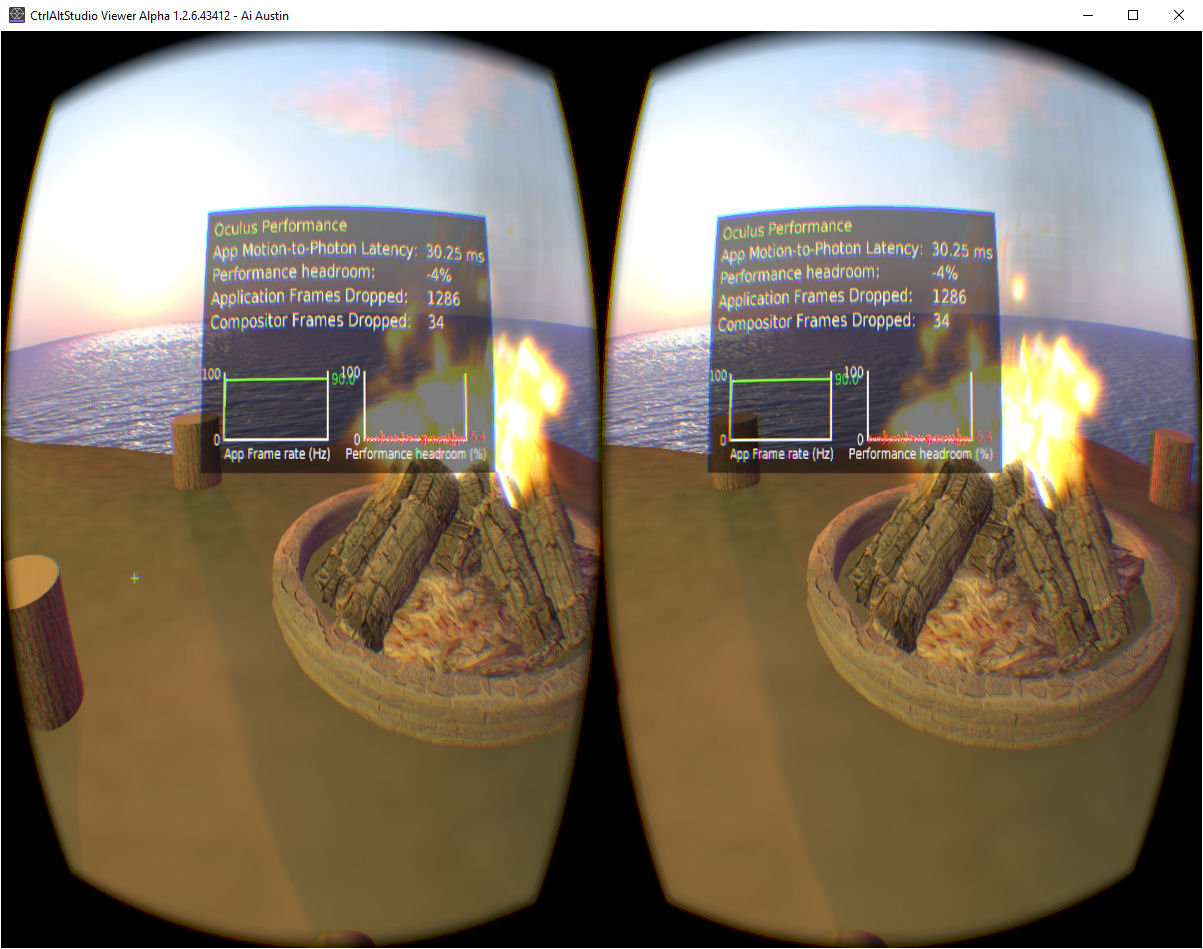 VRLand – A Community and Test Region for Virtual Reality in