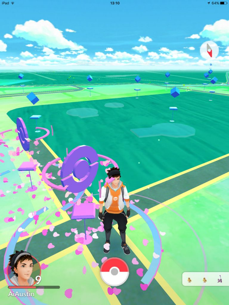 2016-08-01-Ai-Austin-Level-9-at-Informatics-Forum-Pokestop