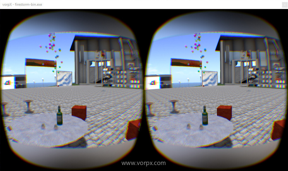 Second Life and OpenSim in VR using VorpX | Austin Tate's Blog