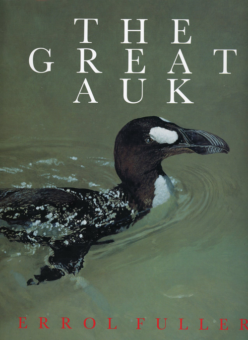 Errol-Fuller-The-Great-Auk-Cover