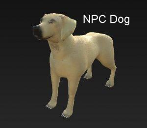 NPC-Dog